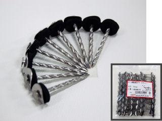 ステン連結傘釘 パワースクリュー 50mm 各種