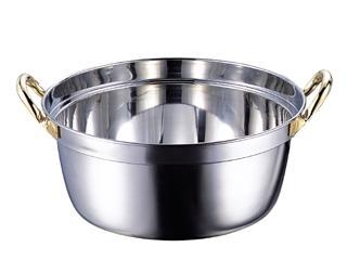 クラッド段付鍋 各種