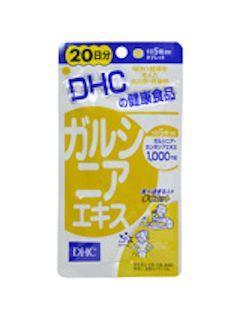 DHC ガルシニアエキス 20日分