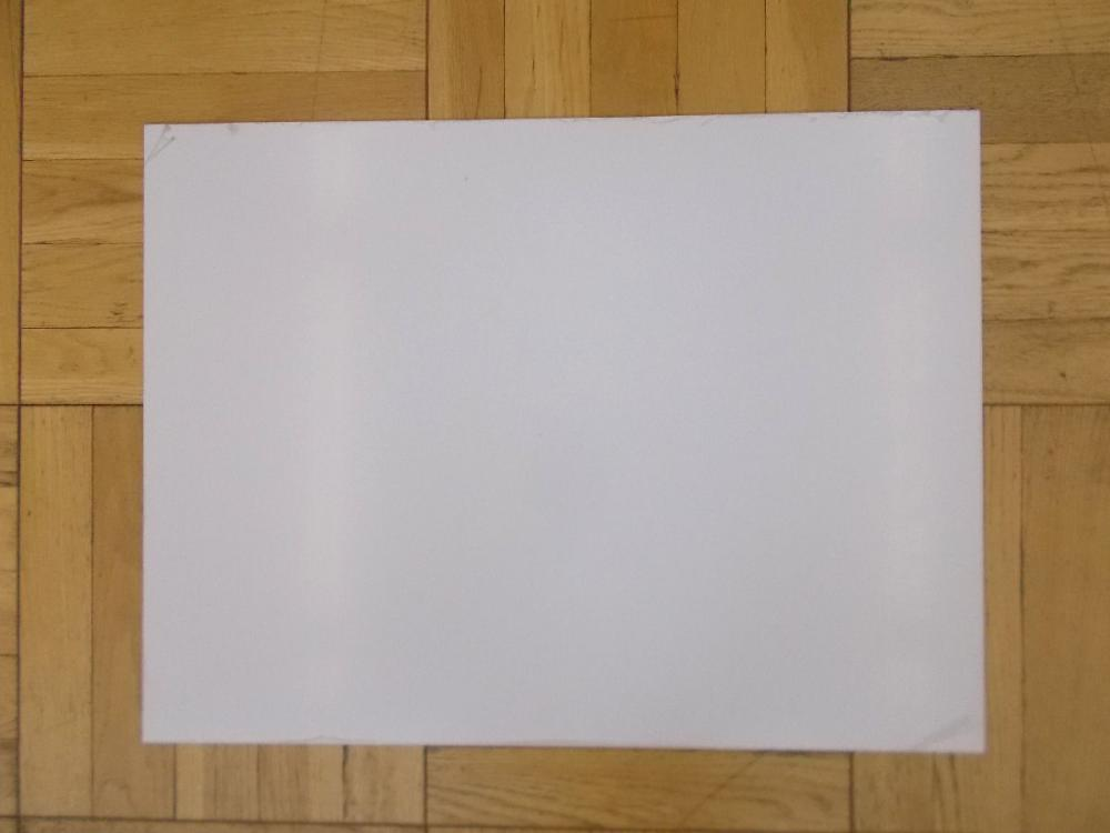 アルミ複合板 600×450 白