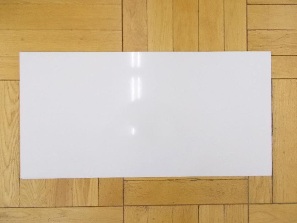 アルミ複合板 600×300 白