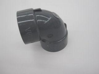 VU継ぎ手 90エルボ 50
