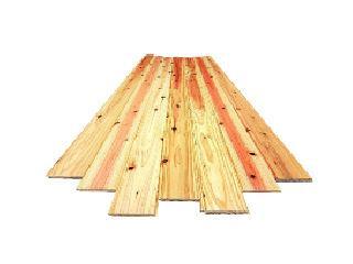 杉塗装羽目板 各種