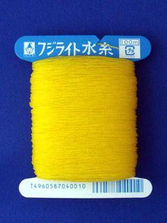 たくみ フジライト水糸 黄色