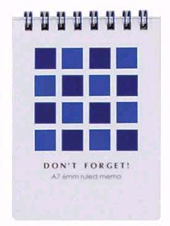 マルマン メモ N594 ブルー