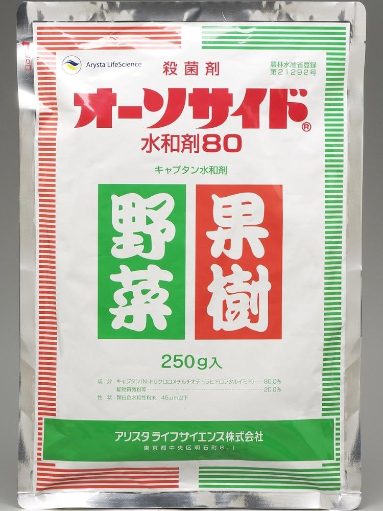 オーソサイド水和剤 250g