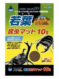 若葉昆虫マット10L M-31