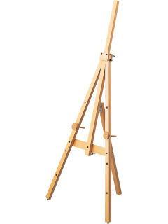 木製イーゼル Mサイズ ナチュラル木目 EZ-101NM