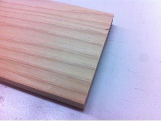 杉板 畳下 (約)240×15×2000mm