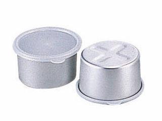 クールズ アルミ製氷カップ(ふた付) 2個組