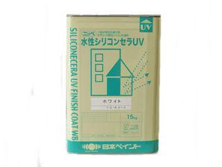 水性シリコンセラ 白 15kg