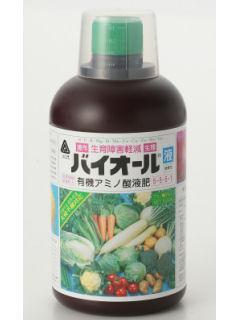 アミノール化学 バイオール液 500ml