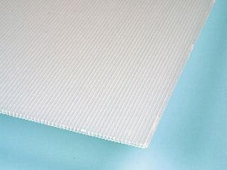 PPプレート 900×1800×2.5mm厚 半透明