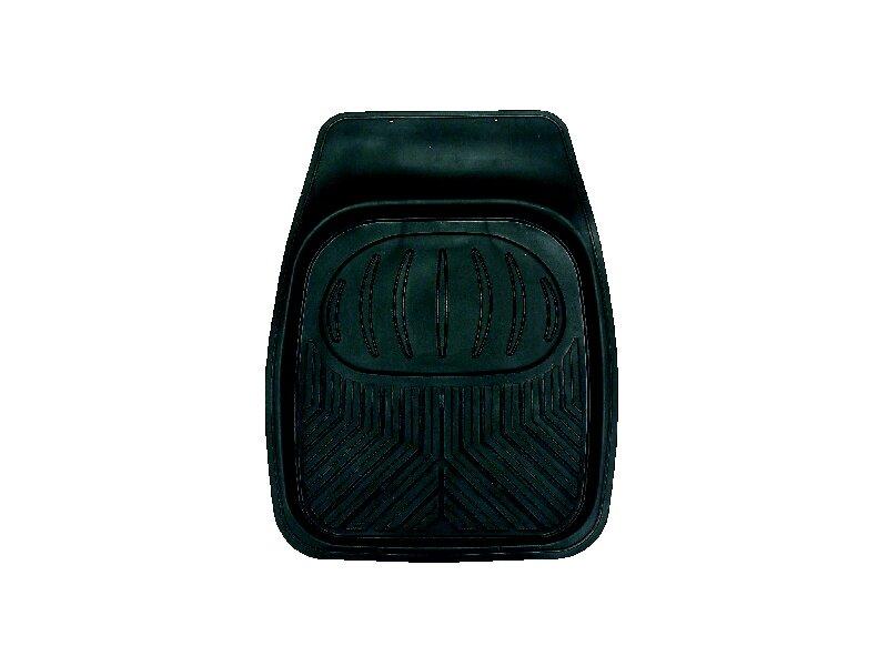 PVCバケットマット黒(前)TS5001PT-F