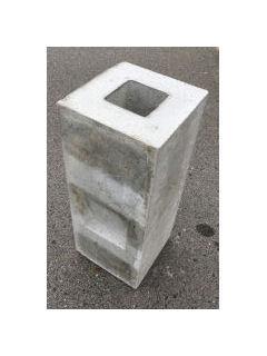 フェンス基礎石 450 九州対象商品