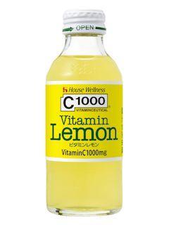 ハウスウェルネスフーズ C1000 ビタミンレモン 140ml