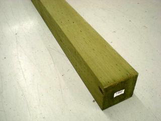 防虫防腐材木4X4インチ 4M BB4044M