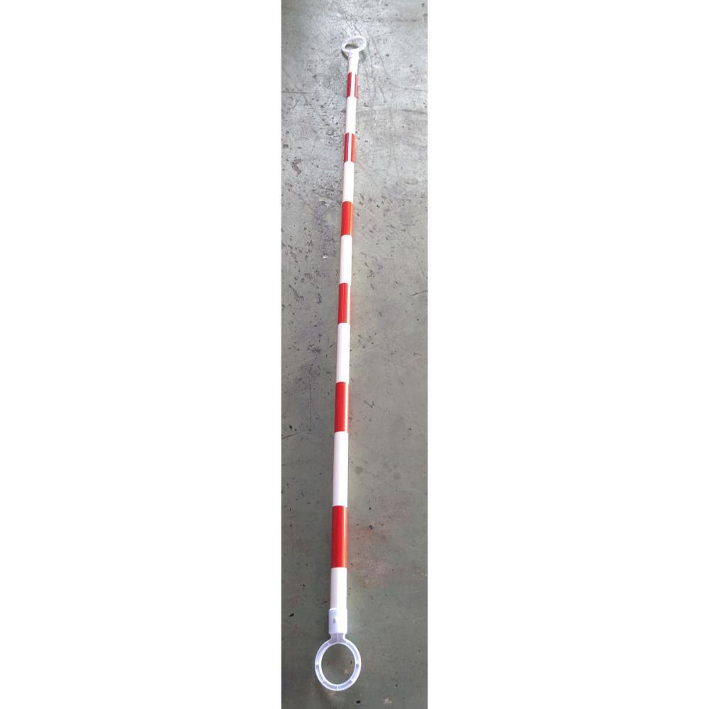 コーンバー 赤/白 2m SWKM109-1