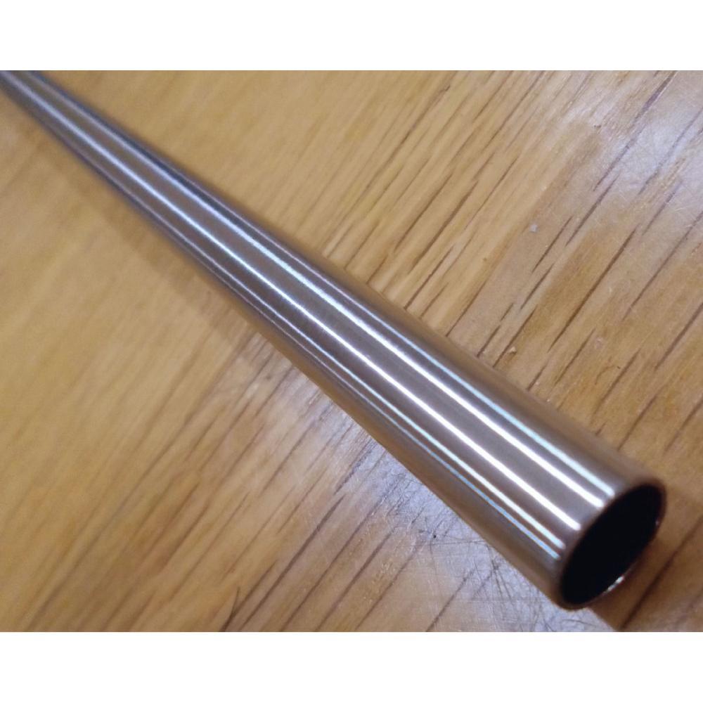 ステンレス巻きパイプ 9.5×910mm