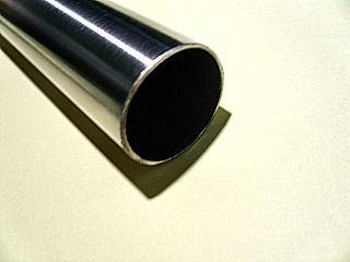 ステンレス巻きパイプ 25×1820mm
