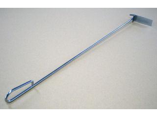 灰かき棒 横型 フック付 60cm