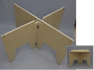 シナ材 めん打ち用のし板台 各種