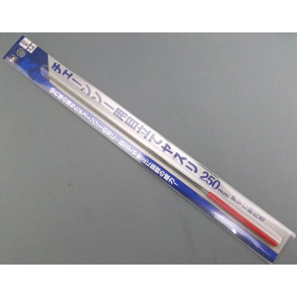 チェーンソーヤスリ 3.2mm PVC柄付き TB4