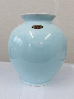 水色 花瓶 各種