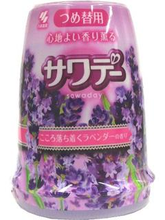 小林製薬 香り薫るサワデー ラベンダー 替え 140g
