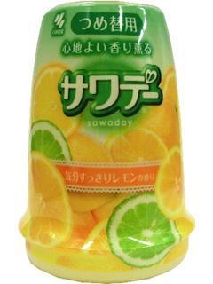 小林製薬 香り薫るサワデー レモン 替え 140g