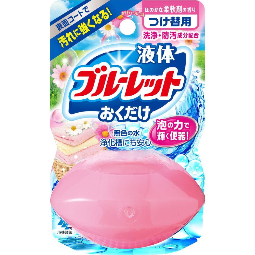 液体ブルーレットおくだけ つけ替用 柔軟剤の香り