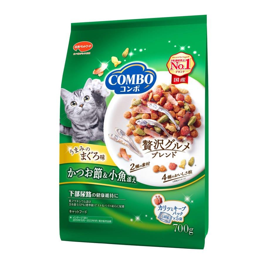 ミオコンボ まぐろ味 かつおぶし・小魚添え 700g