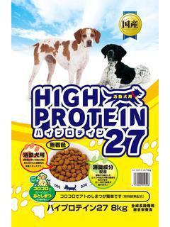 スマック ハイプロテイン27(犬用) 8kg