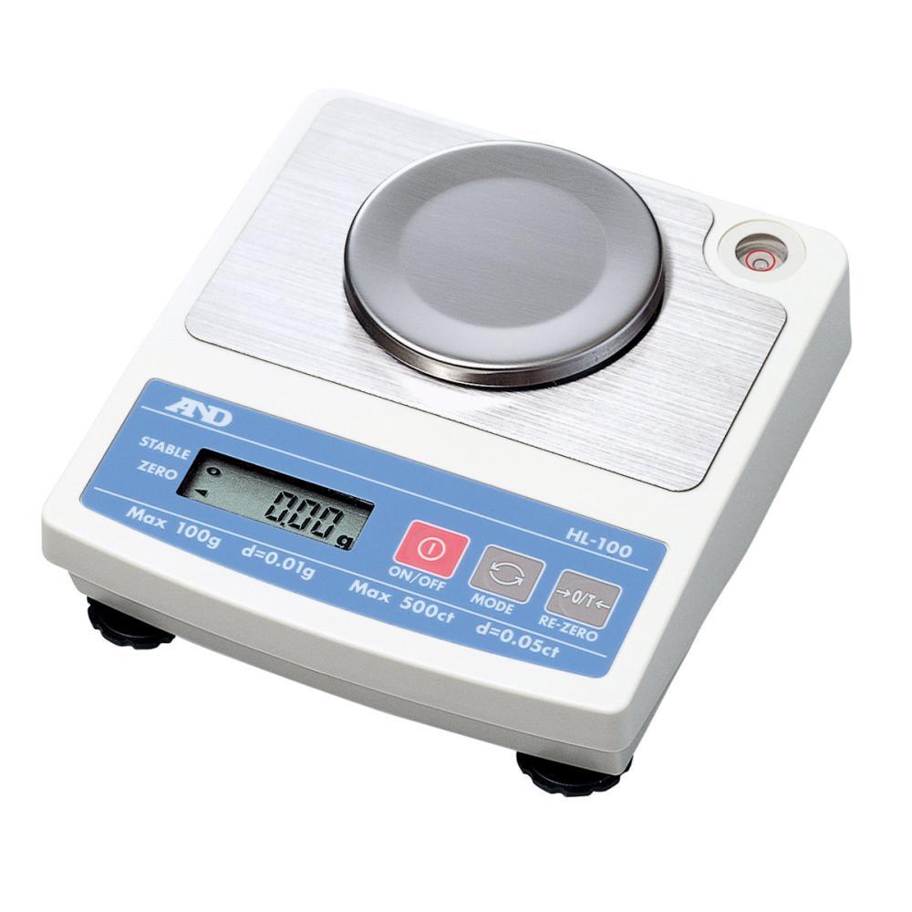 A&D 高精度スケール HL100