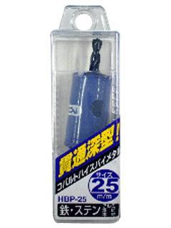NCC 貫通バイメタルホールソー 25mm