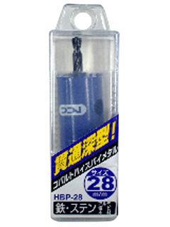 NCC 貫通バイメタルホールソー 28mm
