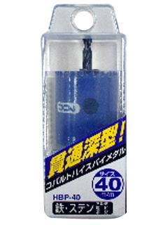 NCC 貫通バイメタルホールソー 40mm