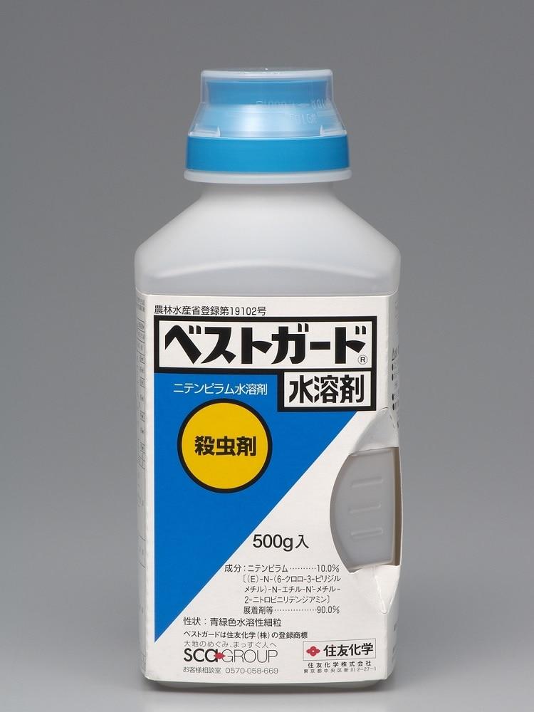 ベストガード水溶剤 500g