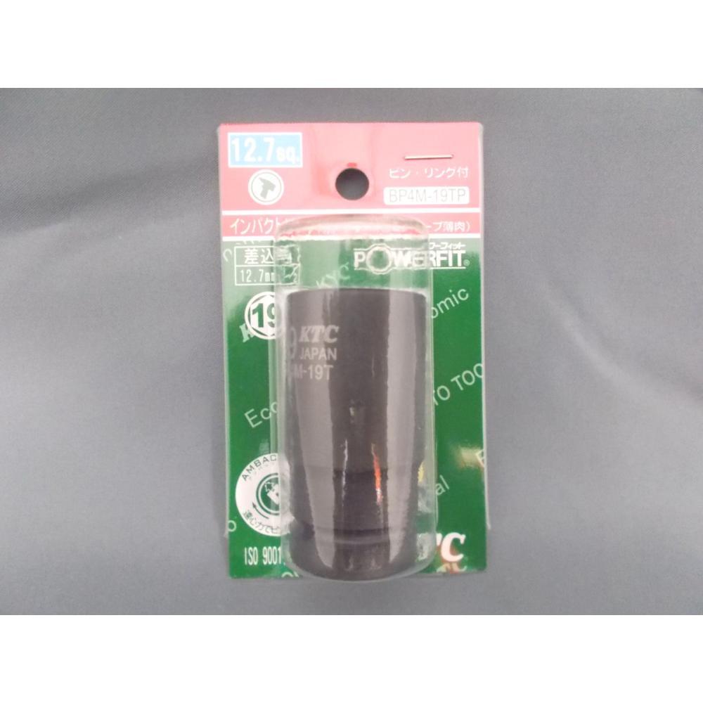 KTC インパクトレンチ用ソケット 19mm