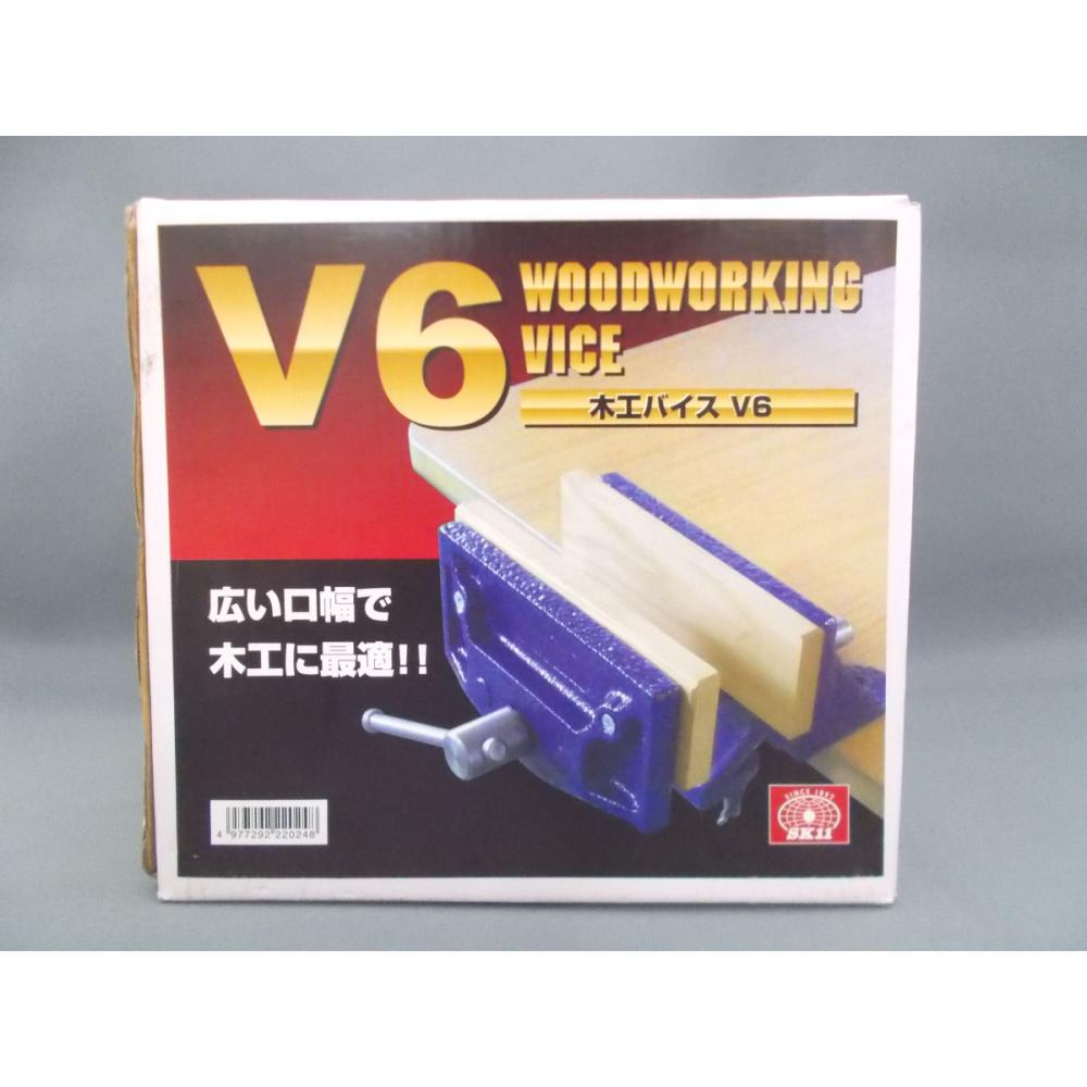 SK11 木工バイス 165mm