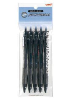 三菱鉛筆 ジェットストリーム ボールペン SXN-150 0.7 黒 5本入