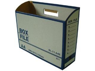 今村 BOXファイル BL-11 ブルークラフト