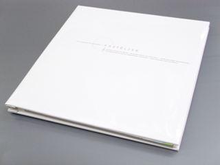 フエルアルバム プラコート ホワイト LPF-1002-W