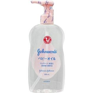 J&J ベビーオイル微香性 300ml