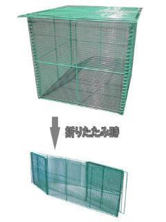 ゴミステーション (簡易折りたたみ型)各種