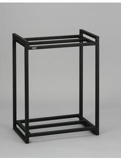 GEX スチール製水槽台 2段 45cm水槽用 ブラック