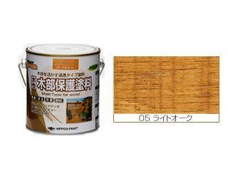 水性木部保護塗料 ライトオーク各種