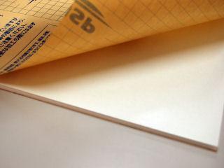 発泡スチレンボード 5mm 両面糊付き各種