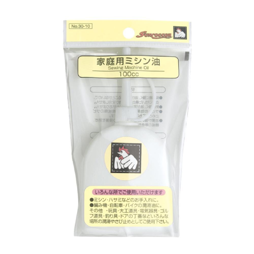 家庭用ミシン油 100cc SUN30-10