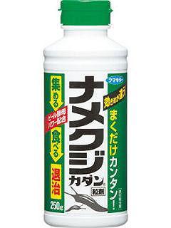 ナメクジカダン粒剤 250g